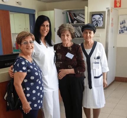 הסבתא של חולי הסרטן