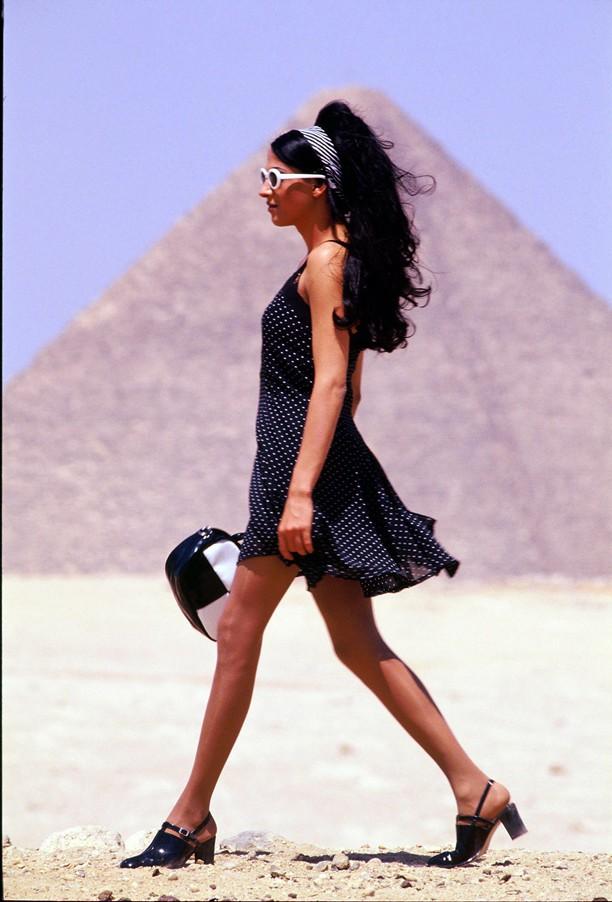 המסע למצרים 1996, צילום: רוני ינקוביץ'