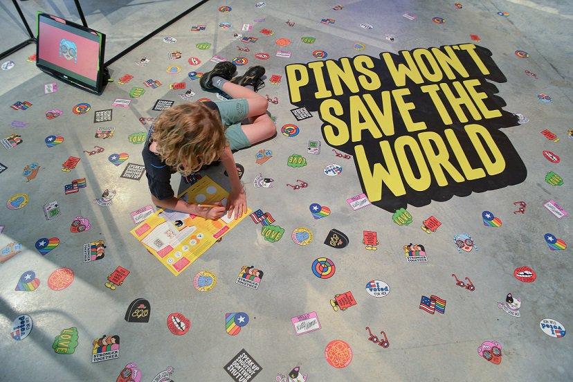 פעילויות קיץ לילדים במוזיאון העיצוב חולון, צילום: שי בן אפרים