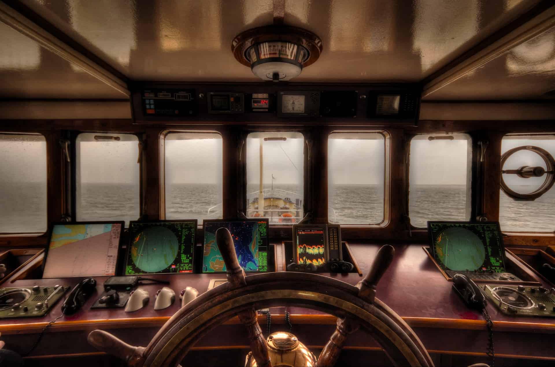 אני הקברניט של הספינה שלי, צילום אילוסטרציה
