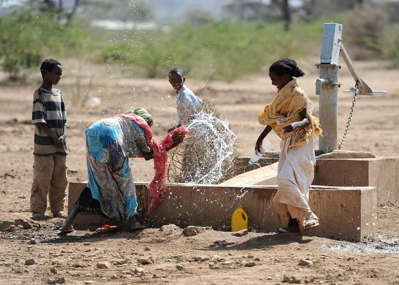 באתיופיה עסקו בחקלאות, צילום אילוסטרציה