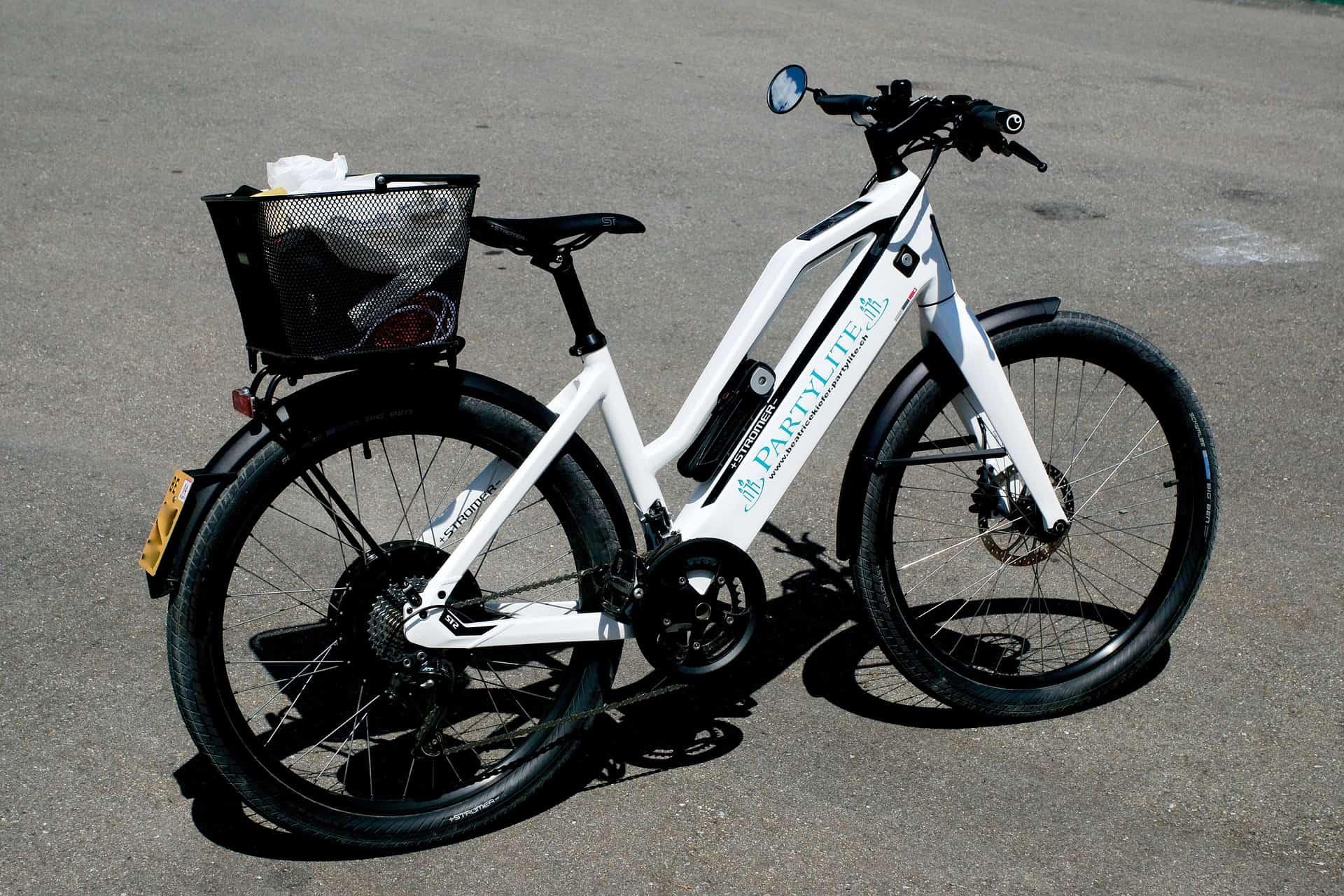 אופניים חשמליים יכולים לגרום לאסון, צילום אילוסטרציה