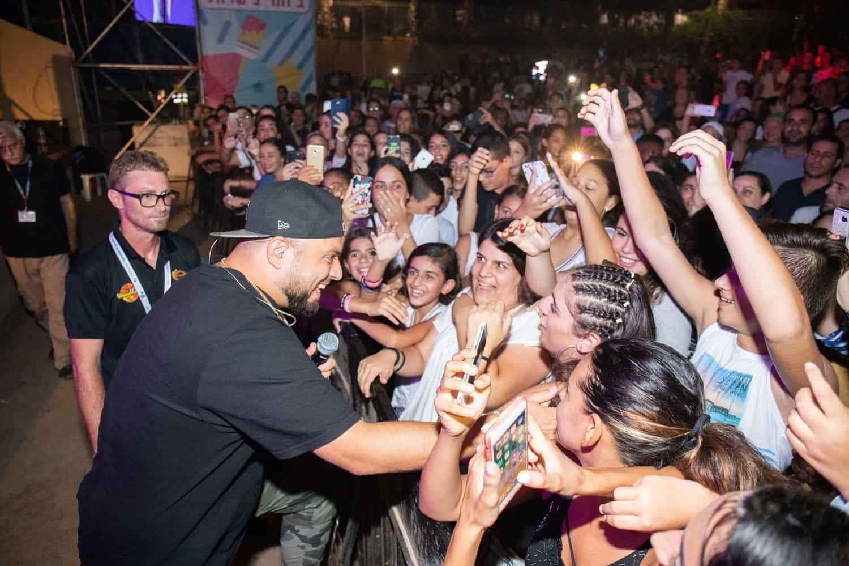 הקהל בטירוף, צילום: יואב פלי