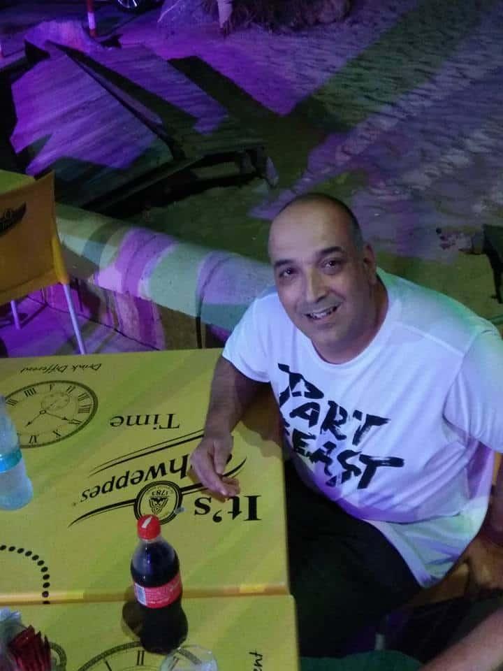 בועז אבהר, צילום: פרטי
