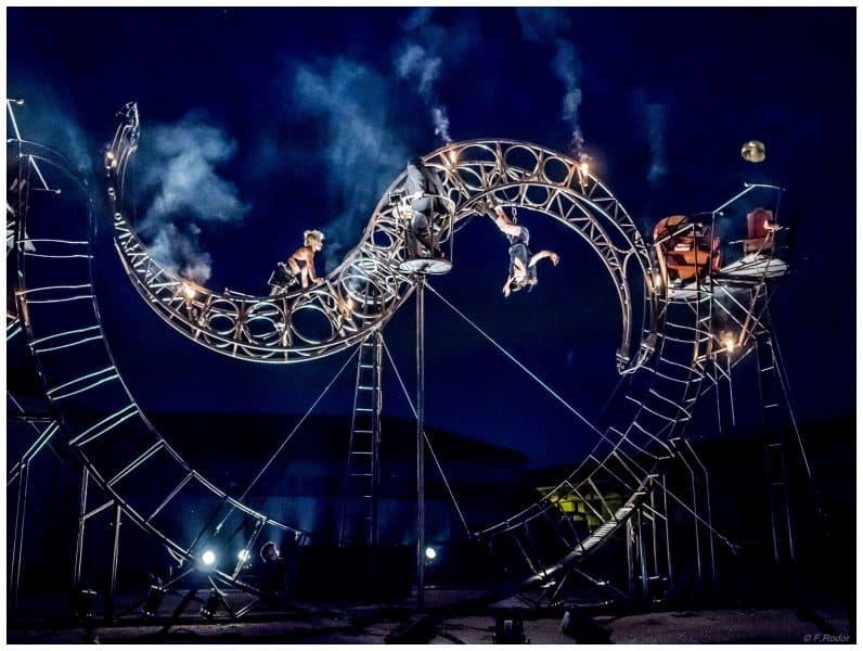 פסטיבל בת-ים הבינלאומי לתאטרון ואמנות רחוב 2018